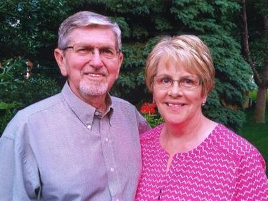 Anniversaries: Verlyn Johnson & Pat Johnson