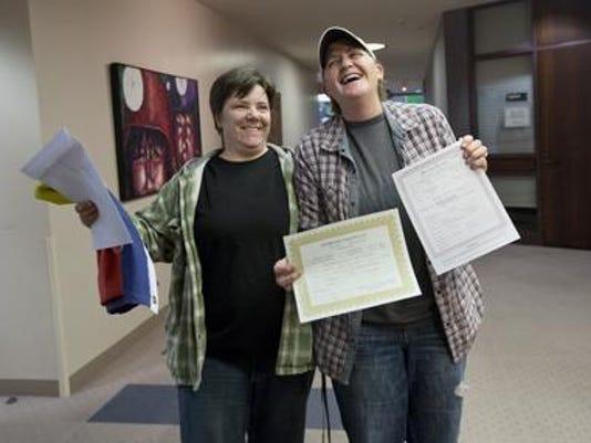 Photo -- brown county clerk