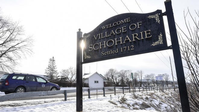 The Village of Schoharie has a population of 869.