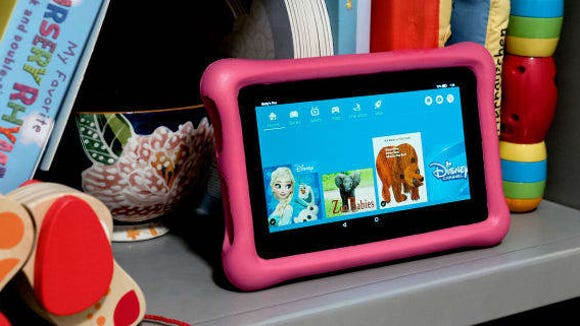 Best gifts for kids of 2018: Amazon Fire Tablet Kids