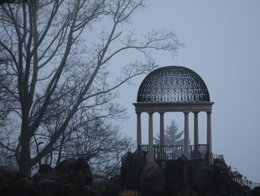 Untermyer Park Temple of Love