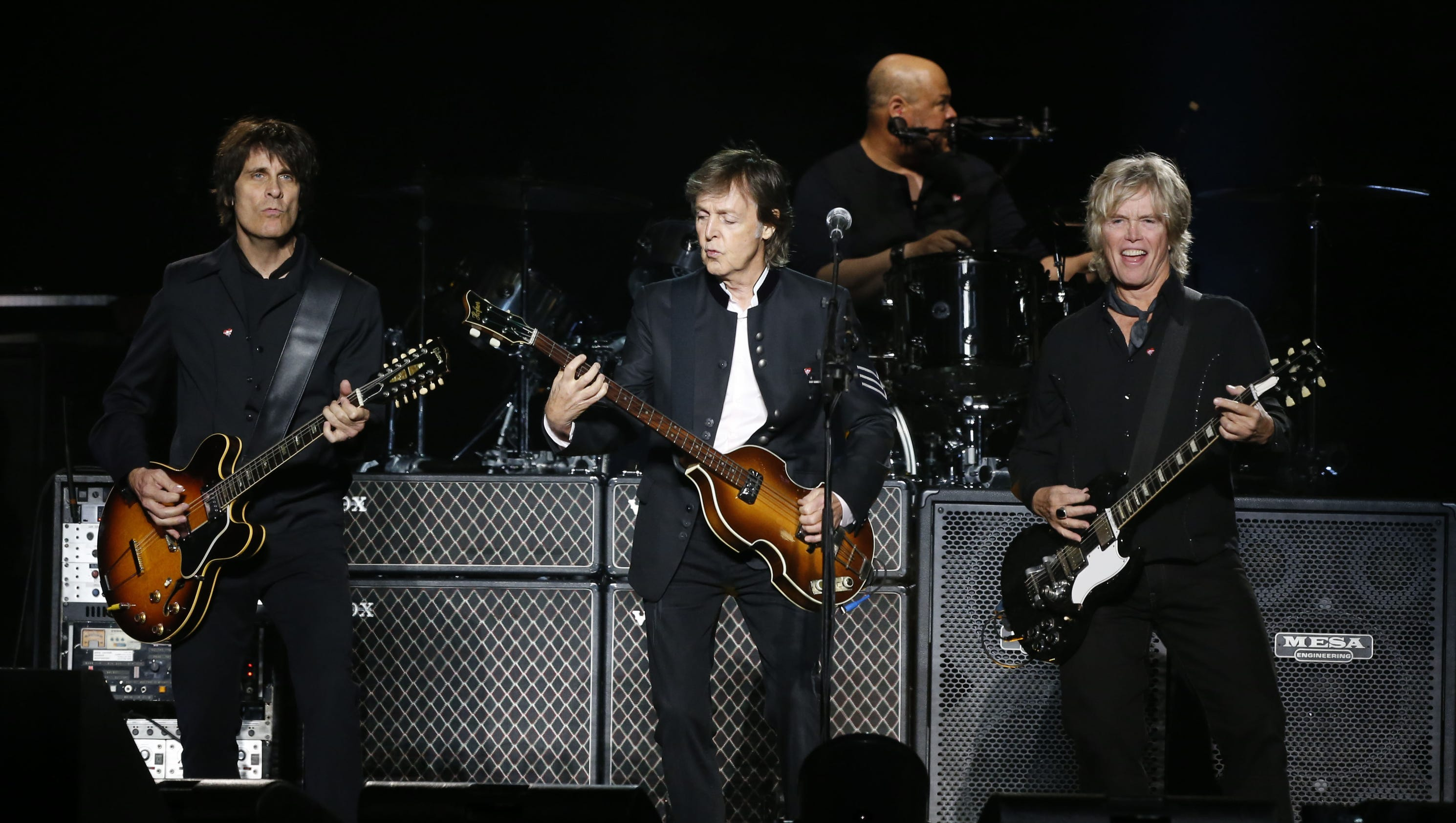 Paul McCartney in Newark, night two: review, setlist, photos