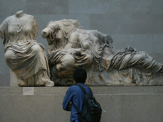 george clooney puts brits in snit over elgin marbles