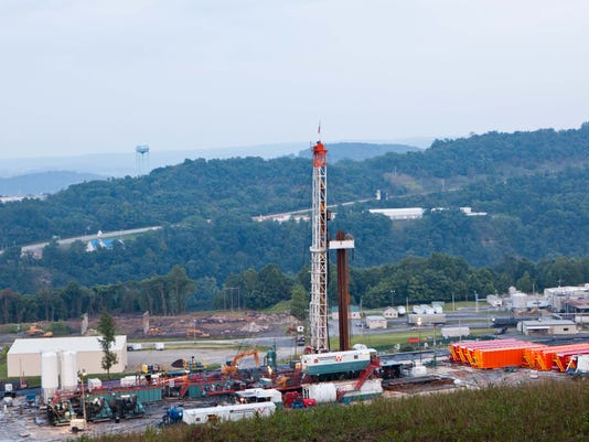 AP NATURAL GAS CLIMATE A FILE USA WV