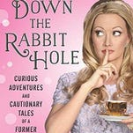 """Holly Madison's """"Down the Rabbit Hole"""" tops the nonfiction list for the week ending June 28."""
