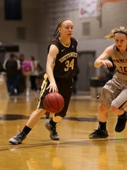 St. Cloud Tech graduate Annessa Rosch played four seasons at Southwest Minnesota State. She's now with the Iowa Force of the Women's Blue Chip Basketball League