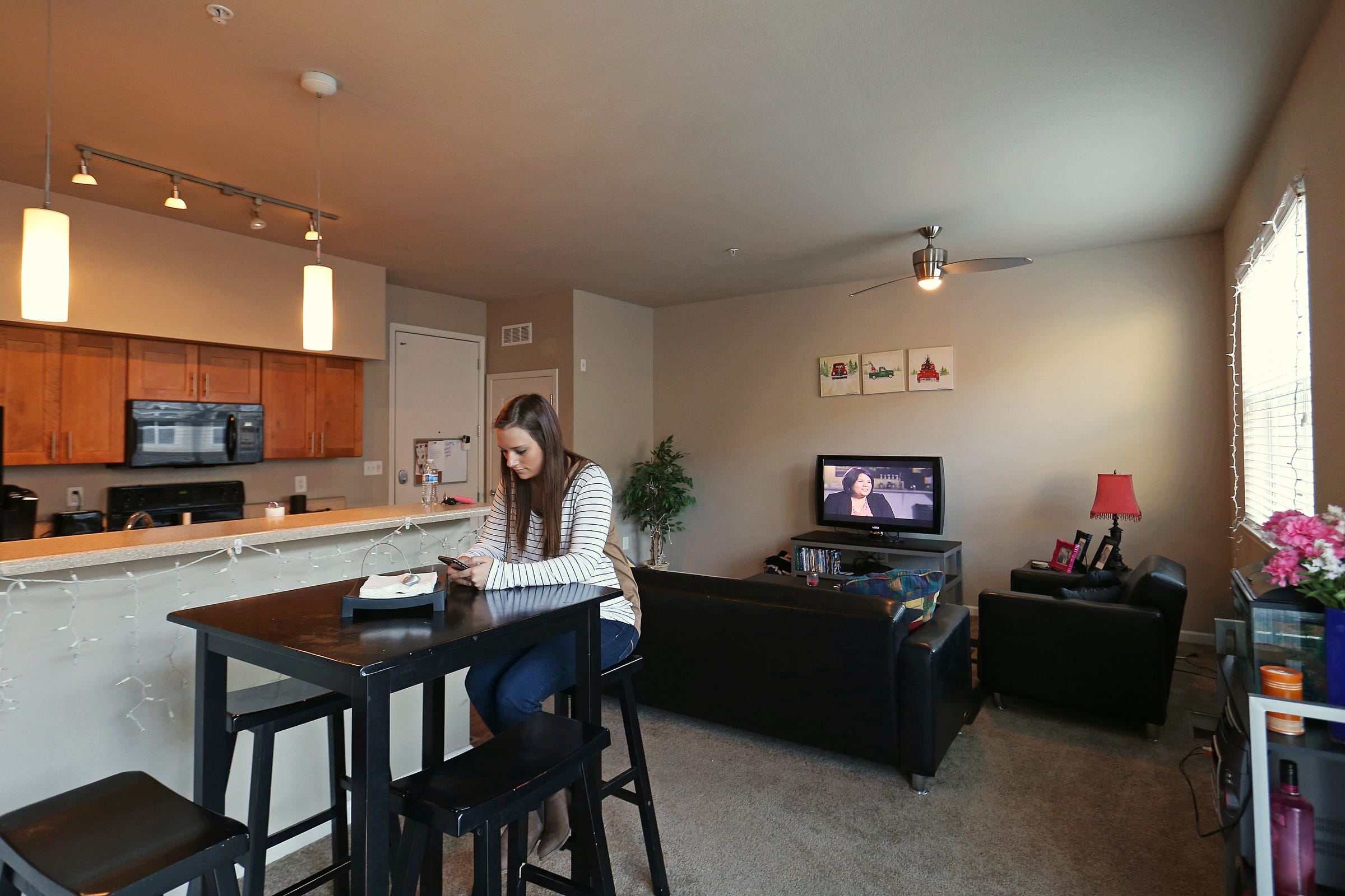 For some IUPUI students offcampus housing means resortstyle living