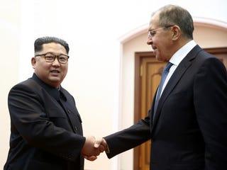 Kim Jong Un North Korea Values Russia For Opposing U S Dominance State Media Reports