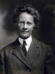 Portrait of Dr. Florilla White