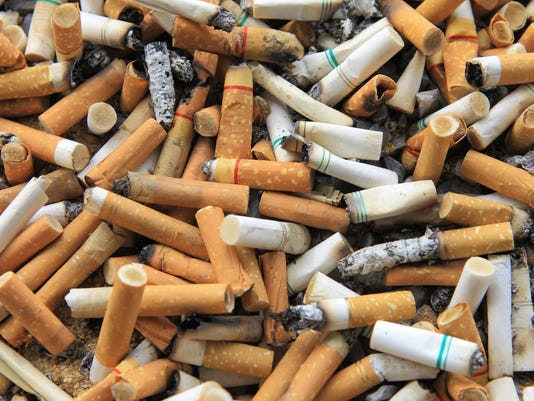 smoking stock
