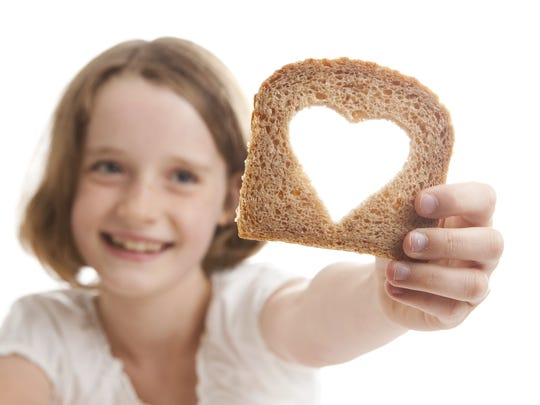 Heart health for kids starts at home. According to