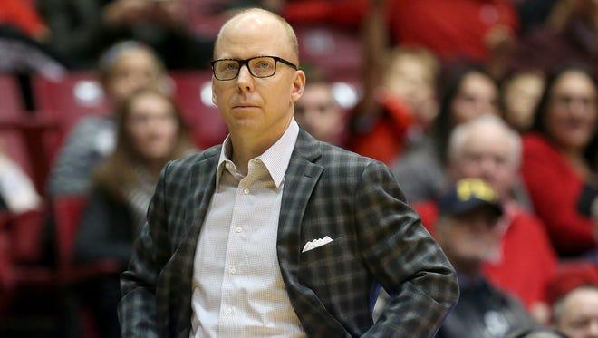 UC head coach Mick Cronin can't wait to coach against VCU on Saturday.