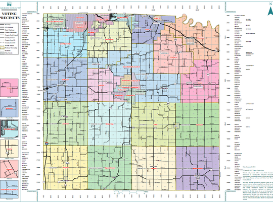 Warren County Iowa Map.Warren County Residents To Vote On New Courthouse Jail Aug 7
