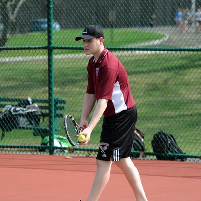 Goldberg ready to lead Morristown tennis team