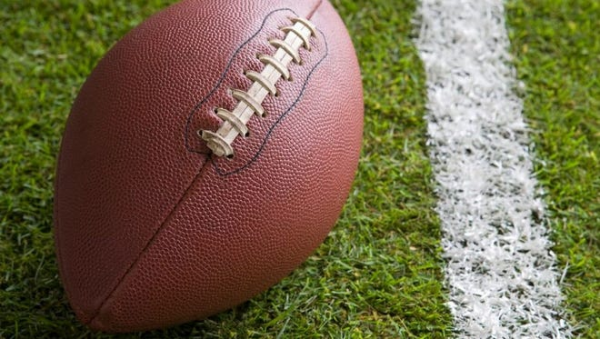 Football logo.