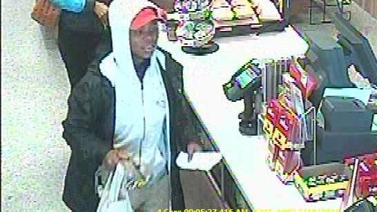 This person is being sought for a theft at a Wawa.