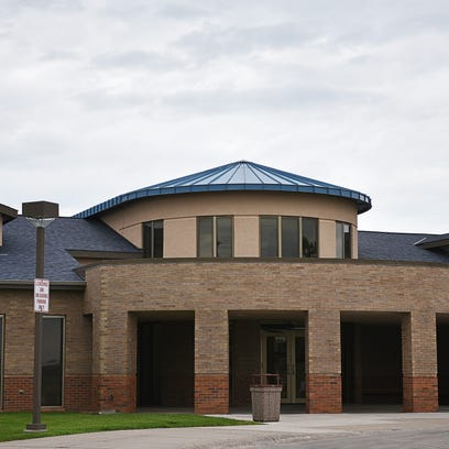 The South Dakota Human Services Center in Yankton is