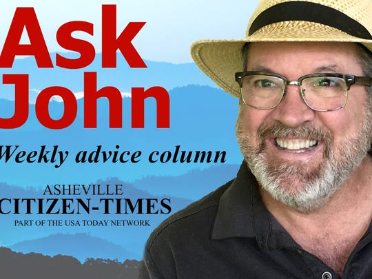 Ask John is a weekly advice column by N. John Shore Jr.
