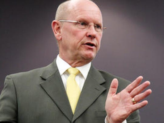 Joey Durel, city-parish president