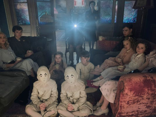 """""""Miss Peregrine's"""" movie review"""