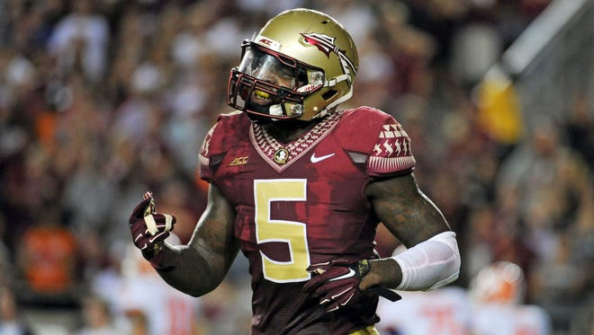 Reggie Northrup will be counted on to help a thin FSU linebacker unit.