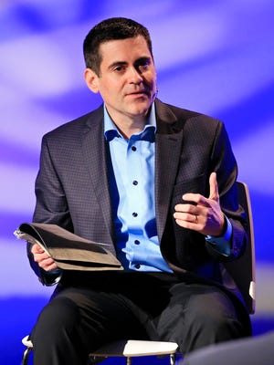 Rev. Russell Moore, director of the Southern Baptist's Ethics and Religious Liberty Commission.