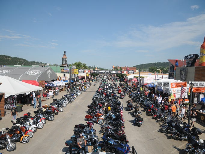 Sturgis Rally Crash Death Toll Up To 12