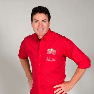Papa John's founder John Schnatter says he shouldn't have resigned