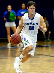UWF senior guard Jason Laatsch became the school's all-time leader in 3-point field goals Saturday, leading Argos to road win at Mississippi College.