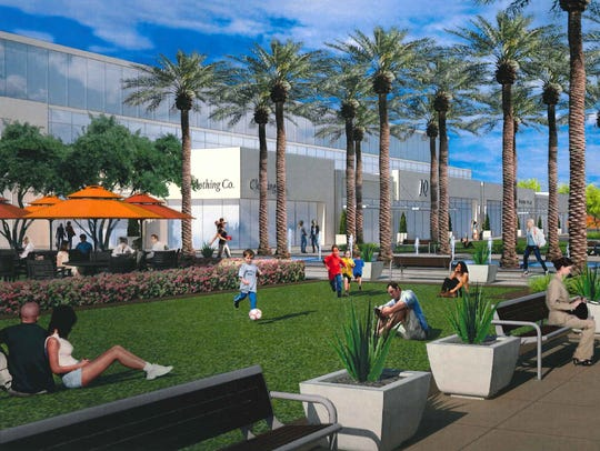 Scottsdale Entrada, a mixed-use project propsed at