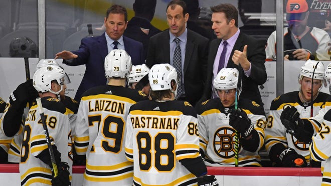 Bruins coach Bruce Cassidy and his staff will try to steer their team to beat the system during the Stanley Cup playoff, if and when they're played.