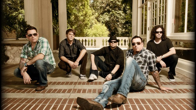 """Smash Mouth, known for hits such as """"All Star"""" and """"Walkin' on the Sun,"""" tops the entertainment bill for the 82nd annual Pensacola Interstate Fair."""