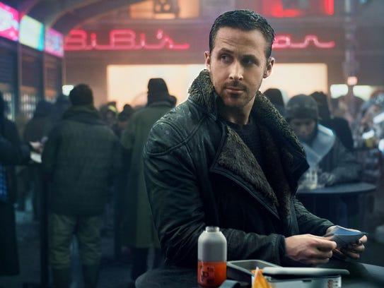 Ryan Gosling stars as Officer K in 'Blade Runner 2049.'