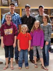 The Goplin family took a photo with YouTube parody