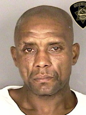 Kevius Juan Clark, 42, has been charged with two counts of first-degree rape, two counts of first-degree sodomy, strangulation, menacing and compelling prostitution.