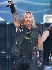 Vince Neil is on tap to headline this year's WAPL Xmas