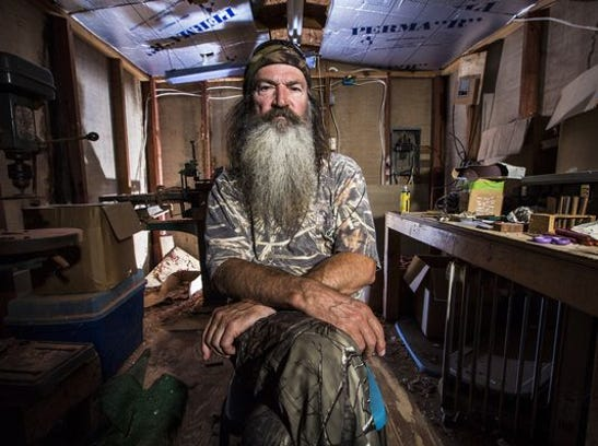 A&E backpedaled from its planned suspension of 'Duck Dynasty' patriarch Phil Robertson after he made anti-gay statements in a GQ interview.