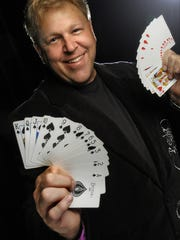The Glen Gerard Magic Show will have performances in Wisconsin Rapids and Marshfield this weekend.