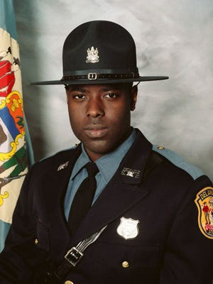 Cpl. Stephen J. Ballard, an 8½-year veteran of the Delaware State Police, was killed Wednesday, April 26, 2017, in a shooting at a Wawa stores in Bear, Del.