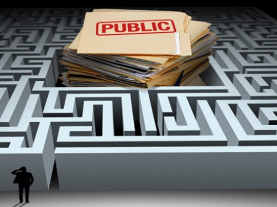 The Michigan Freedom of Information Act should make government records available to the public. But sometimes the process isn't simple. This primer aims to help people who want to use Michigan's public records law to obtain the information they're seeking.