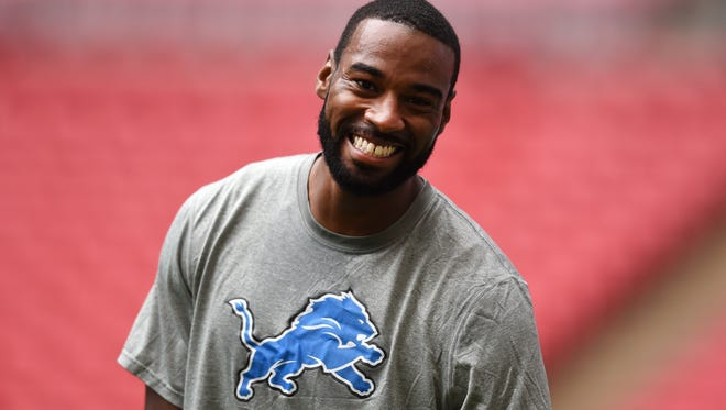 Lions wide receiver Calvin Johnson will miss his third straight game with a high ankle sprain.
