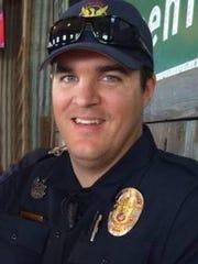 Officer David Glasser dies after being shot on May