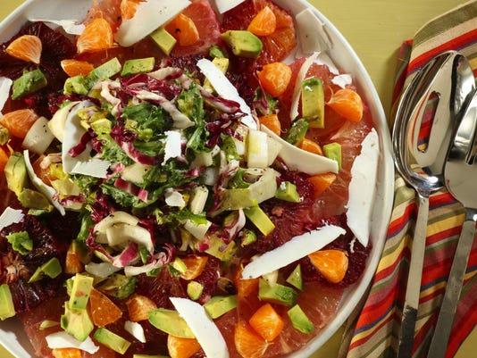 Secrets to best salads: Freshness, crunch, balance and a surprise element