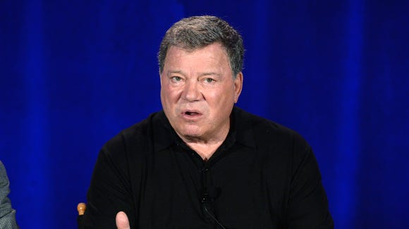 Haven't we finished this feud already, Shatner? When