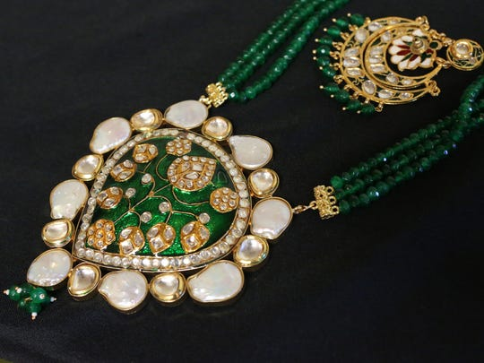 Jewelry will be on sale when IndiaFest returns to the Bob Carpenter Center on Saturday, June 30.