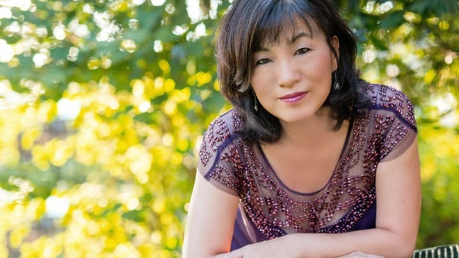 """""""I'm grateful for the opportunity,"""" says Cambridge pianist Heng-Jin Park. """"I wouldn't have given it to myself. I didn't really have any listeners - just my dog, who lies under the piano and keeps me company."""""""