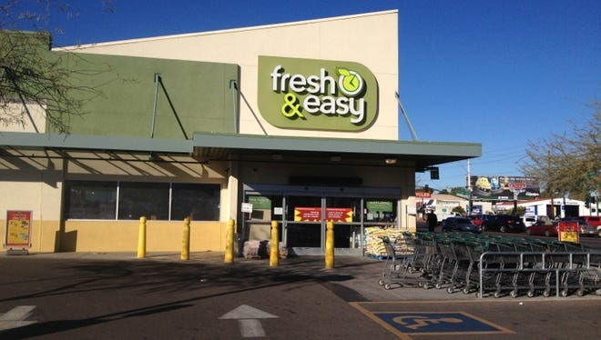 Five Fresh & Easy stores in the Valley are closing or being sold.