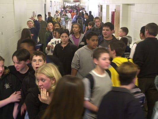 Crowded School 1 2/6/02
