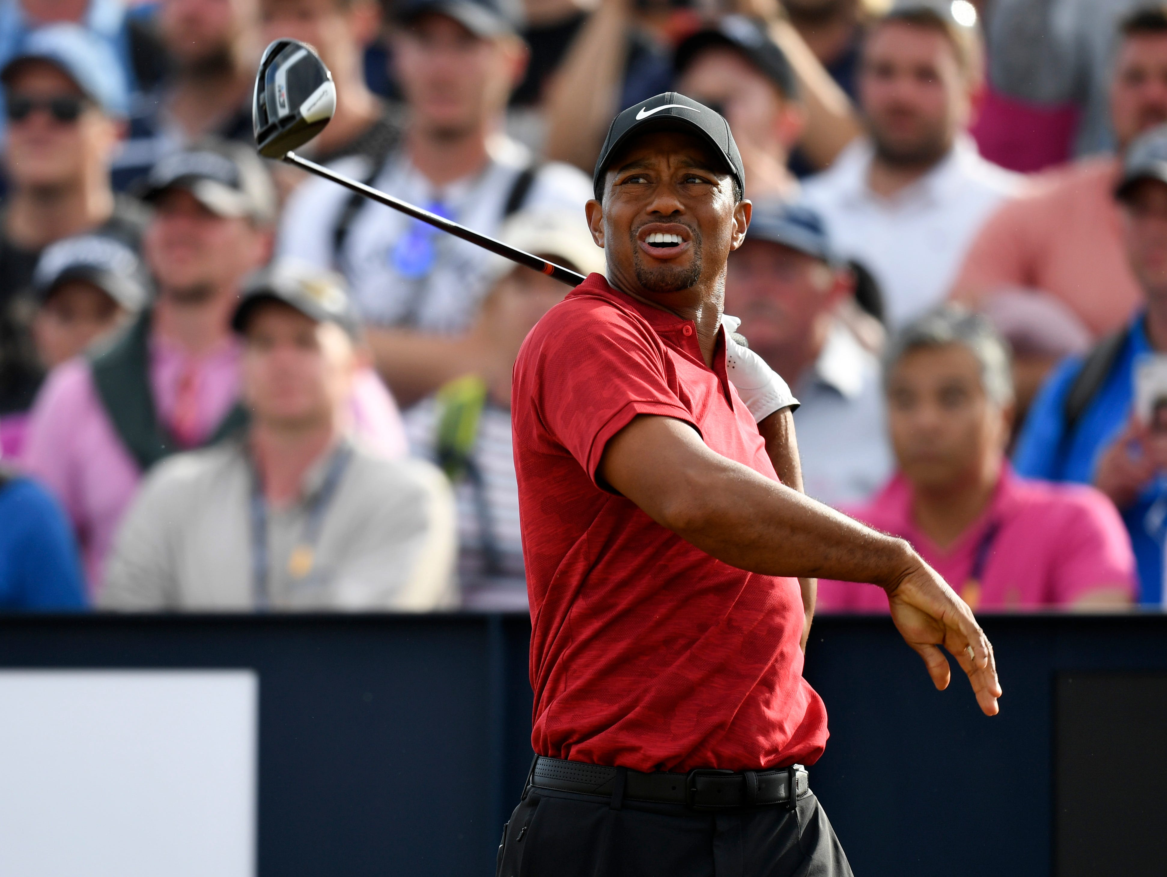 british open ratings spike with tiger woods in the hunt
