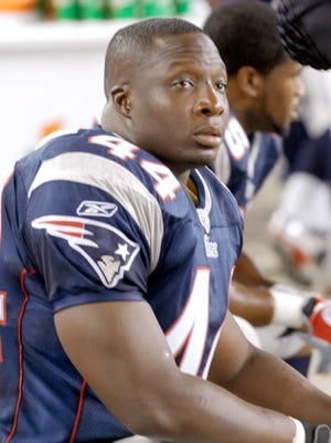 Naples High School graduate Fred McCrary played for the New England Patriots in 2003. The Patriots won Super Bowl XXXVIII that season, but McCrary was on injured reserve.